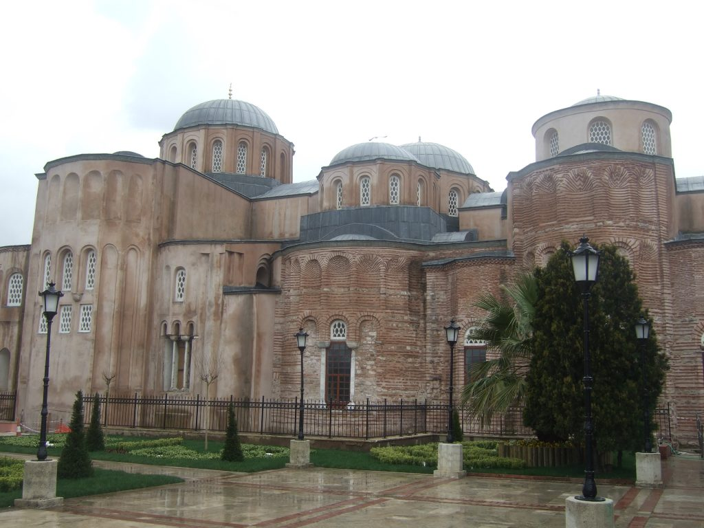 Pantokrator Church & Monastery (now the Zeyrek Mosque)