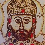 Constantine XI Palaiologos, the last emperor of the Byzantine empire
