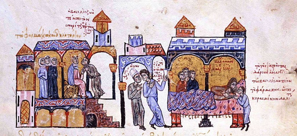 Lesser Known 11th Century Byzantines John the Orphanotrophos and his Brothers