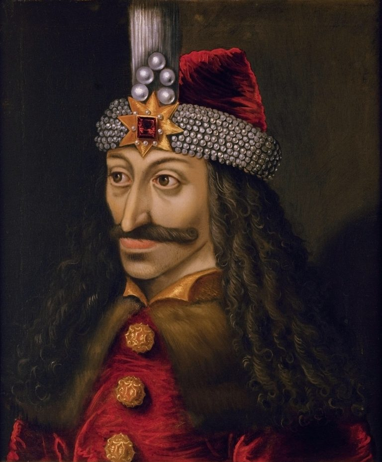 Vlad Dracul, also known as Vlad the Impaler