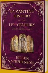 Byzantine History in the 11th Century, cover
